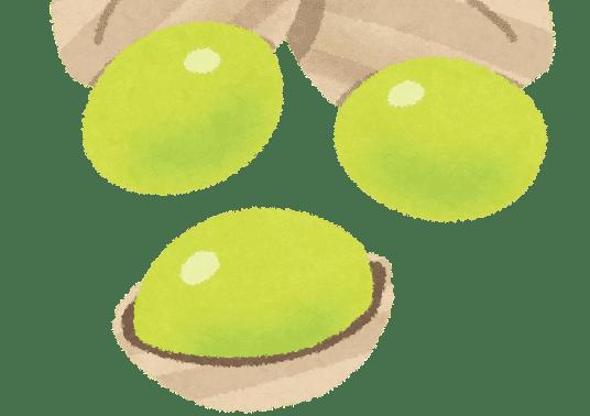 銀杏の食べ方はどれがおすすめ?フライパンや封筒電子レンジ、生は危険!?