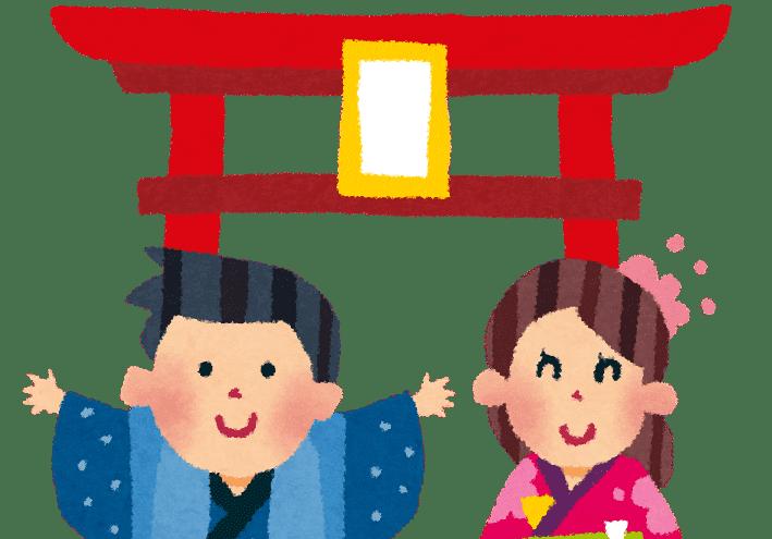 東京の初詣!おすすめランキングと穴場の神社や屋台をまとめてみた